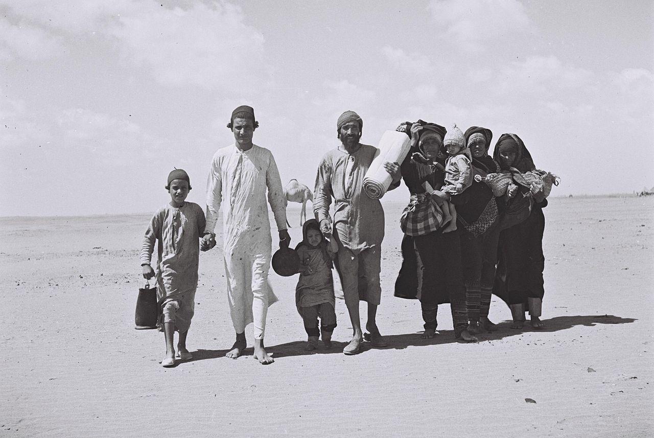 Israël envisage de réclamer plus de 250 milliards de dollars aux pays arabes ayant expulsés environ 856.000 Juifs