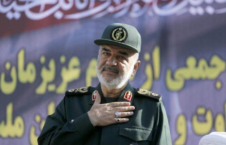 Le général Hossein Salami «La stratégie de l'Iran est de rayer le régime sioniste de la carte politique du Moyen-Orient»