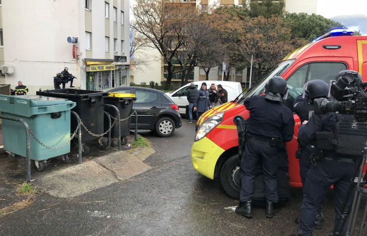 Un homme ouvre le feu sur des passants à Bastia : au moins un mort et six blessés
