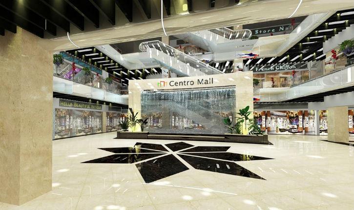 Centro Mall, le plus grand centre commercial de Ramallah ouvrira d'ici l'automne 2019