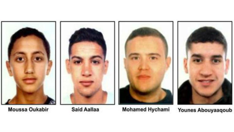 Attentats de Barcelone : Les terroristes préparaient « un carnage de la même intensité que le Bataclan » à la Tour Eiffel et à Marseille