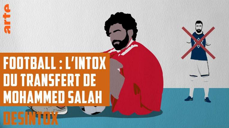 Football : non, Mohamed Salah ne quittera pas Liverpool si le club recrute un joueur israélien (Vidéo)