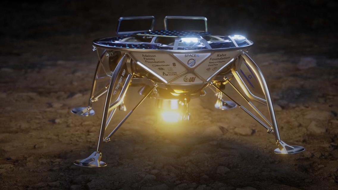 A la conquête de l'espace: Israel et SpaceX lancent la première mission lunaire privée