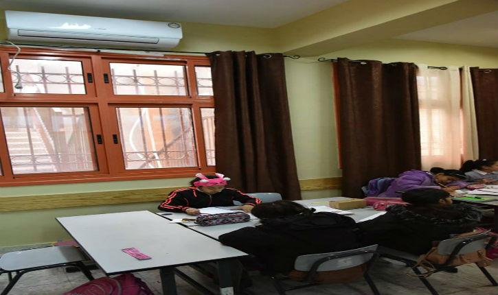 Les écoliers des pays arabes rêvent d'avoir des écoles chauffées et climatisées comme chez les Palestiniens