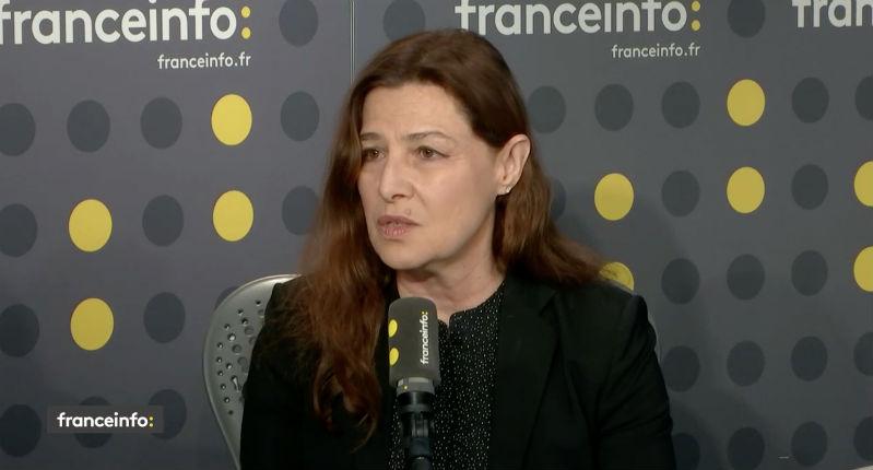 Aliza Bin-Noun, ambassadrice d'Israël en France : «Je suis très, très inquiète de l'antisémitisme en France» (Vidéo)