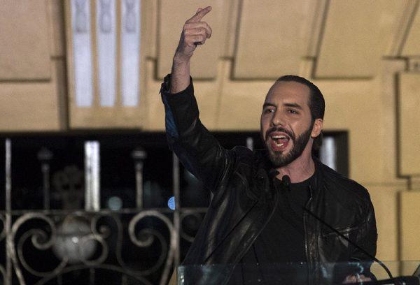 Le Salvador rejoint le groupe des judeo-chrétiens après le Brésil et les USA