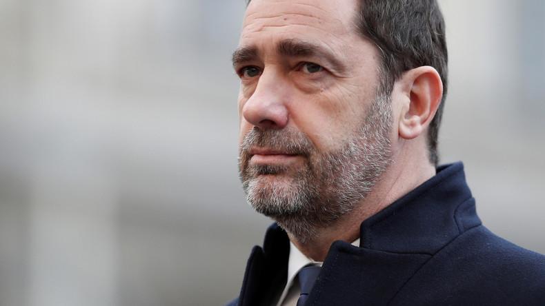 Pitié-Salpêtrière: Christophe Castaner n'aime pas la vérité. Un ministre digne de son président