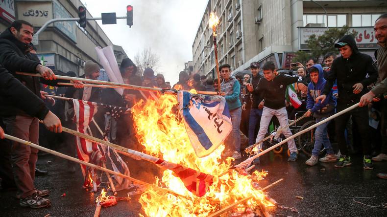 Les Iraniens exigent la destruction d'Israël lors des manifestations annuelles du «Jour d'Al Qods»
