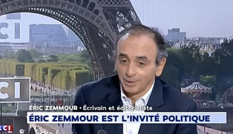 Zemmour «Le rassemblement contre l'antisémitisme à Paris est une mascarade parce que ceux qui l'organisent ont fait le terreau de cet antisémitisme» Vidéo)