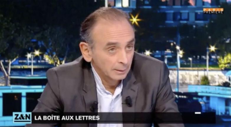 Éric Zemmour : « J'ai une priorité, la démographie, la lutte contre l'immigration, nous sommes en danger de mort » (Vidéo)