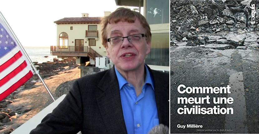 Entretien avec Guy Millière sur son livre «Comment meurt une civilisation» face à l'islam conquérante (Vidéo)