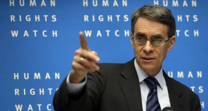Human Rights Watch, infiltrée par les antisémites de BDS, est devenue une ONG anti-israélienne