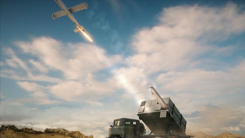 Israel Aerospace dévoile son nouveau missile drône d'attaque «Mini Harpy» (Vidéo)