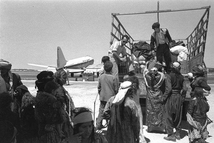 Voici ce qu'écrivait Le Monde en 1951 sur le conflit arabo-israélien: LES ARABES ONT FUI et n'ont pas été chassé