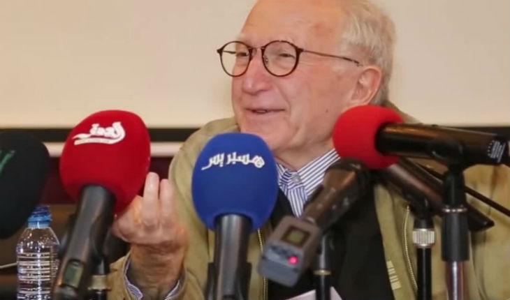 L'islamo-gauchiste Jacob Cohen, un négationniste juif : «Le chiffre de 6 millions de victimes juives a été décidé arbitrairement à Nuremberg» (Vidéo)