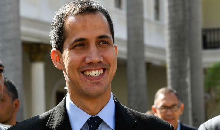 Vénézuela: Israël est le 1er pays du Moyen Orient à reconnaître Juan Gaido président