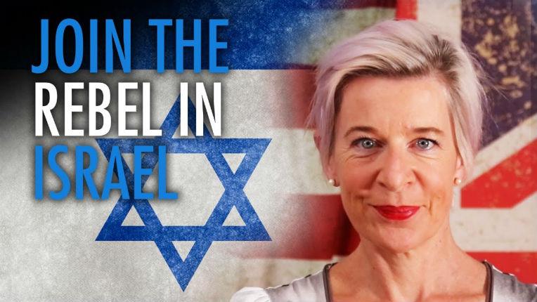 Katie Hopkins « beaucoup de Juifs quittent l'Europe pour Israël, je me demande… où se réfugieront les Britanniques blancs quand nous aurons besoin d'un nouvel endroit pour nous sentir chez nous ? » (Vidéo)