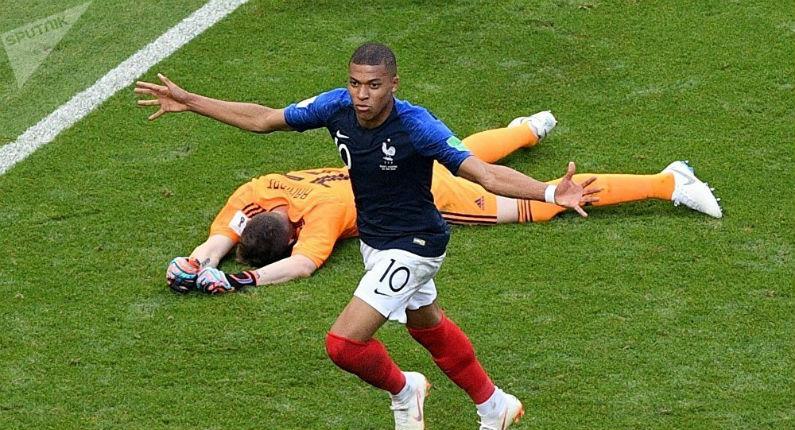 Kylian Mbappé visé par un tag raciste et antisémite (image)