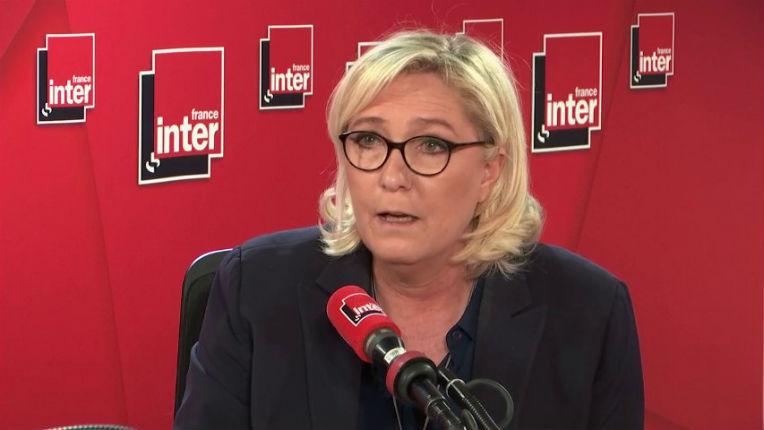 Marine Le Pen appelle le gouvernement à suspendre l'octroi de visas aux Algériens pour prévenir un éventuel «afflux migratoire»