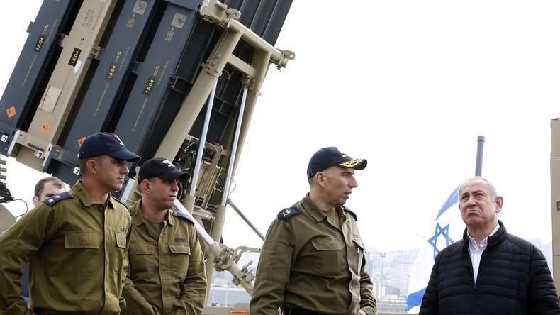 Netanyahou confirme qu'Israël mène des frappes en Syrie pour empêcher l'Iran de s'y implanter