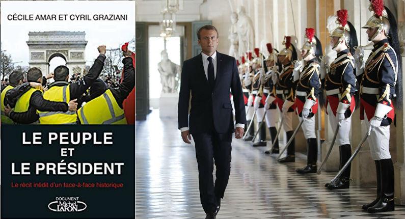 Macron: «Ils me tueront peut-être d'une balle, mais jamais d'autre chose»