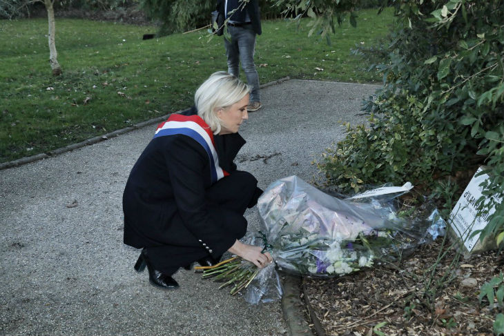 Antisémitisme : Marine Le Pen et Jordan Bardella ont rendu hommage à Ilan Halimi