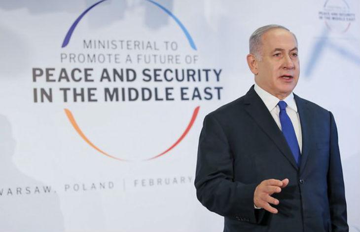 Netanyahu à Varsovie «Israël et les Etats Arabes ont un intérêt commun à combattre l'Iran»