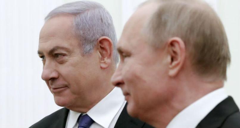 En visite à Moscou, Netanyahu à Poutine: «Israël chassera l'Iran de la Syrie»