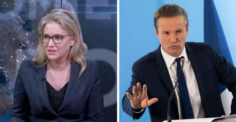 Une candidate de Debout la France écartée des européennes pour ces propos «les musulmanes sont inemployables en tant qu'employées de maison ou «Nany»» (Vidéo)
