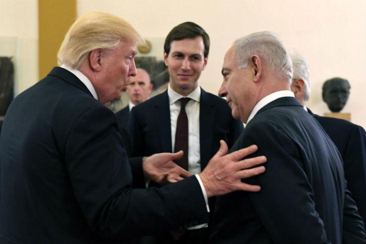 Le conseiller du président Donald Trump, Jared Kushner, présentera le plan de paix , «deal du siècle», à  5 nations arabes