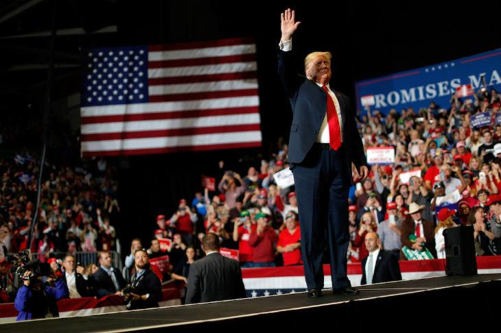 Les chiffres qui rendent malades les médias anti-Trump : 8 ans de malheur sous Obama, 2 ans de bonheur avec Trump
