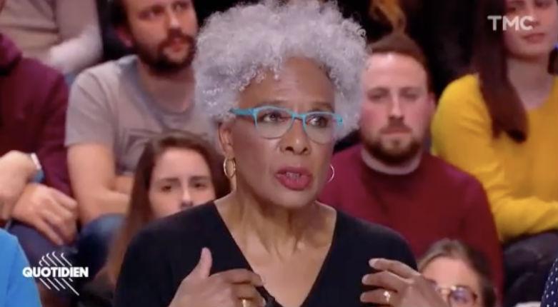 Une activiste afroaméricaine chez Barthès : Trump a rendu le Blanc « stupide et menteur », il faut coucher avec des Noirs pour « changer de race » et « protéger la santé des enfants » (Vidéo)