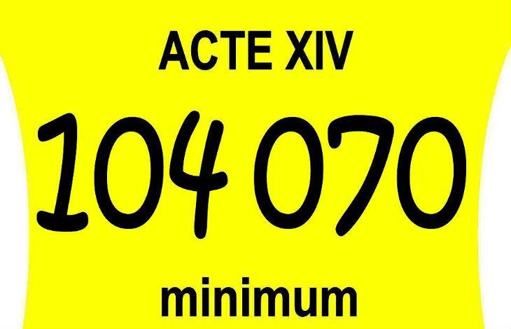 Acte 14 : 104 070 Gilets Jaunes selon le Nombre Jaune, 230 000 selon un syndicat de police. Même BFMTV conteste les chiffres du ministère