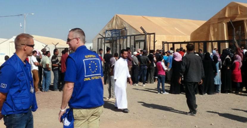 L'UE verse 10 fois plus d'aide humanitaire pour 4,8 millions de Palestiniens que pour 680 millions de personnes vivant dans 32 autres pays