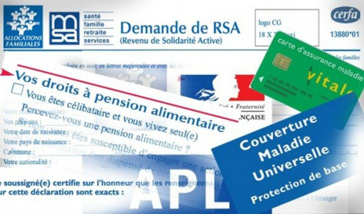 14 milliards d'euros de fraude sociale, « souvent obtenue grâce à de faux documents d'identités étrangers »