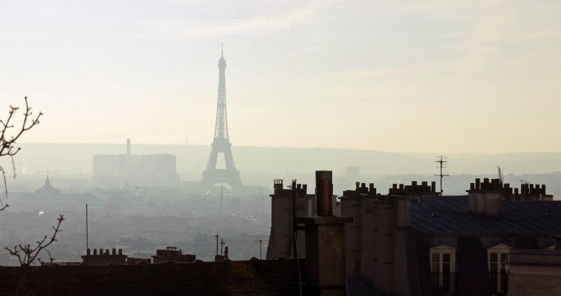 Révélations sur la pollution : l'air de Paris est pur mais les dirigeants le cachent pour punir les automobilistes