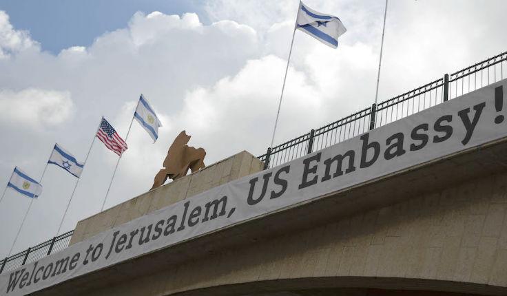 Jean-Patrick Grumberg «Ne rêvez pas d'un Etat palestinien, il n'y en aura pas»