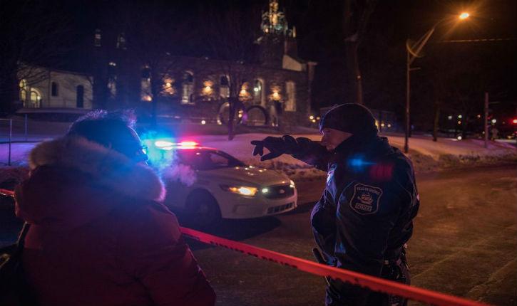 Attentat de la mosquée de Québec: le Canadien condamné à perpétuité