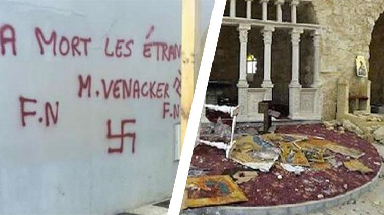Antisémitisme et christianophobie, un seul et même responsable