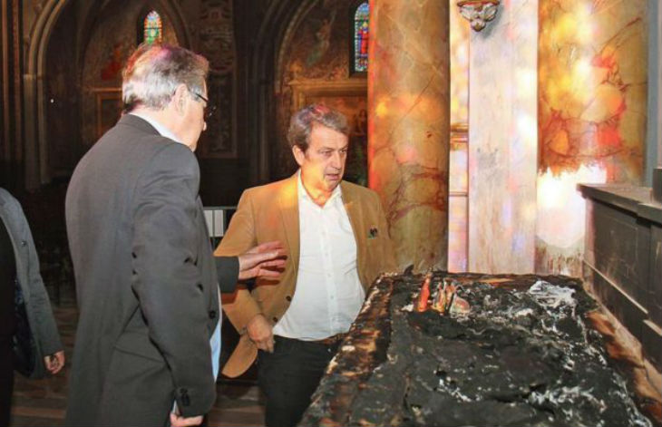 9 églises profanées ou vandalisées en 10 jours : Les évêques de France veulent rester discrets pour « éviter les effets de surenchère »
