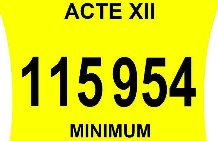 Acte XII des Gilets Jaunes : 115 954 manifestants selon le nombre jaune. 290 000 selon le syndicat Policiers en colère
