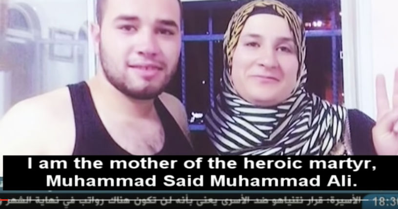 La mère d'un terroriste palestinien fière de lui fait son éloge : «il était boucher et savait comment tuer» (Vidéo)