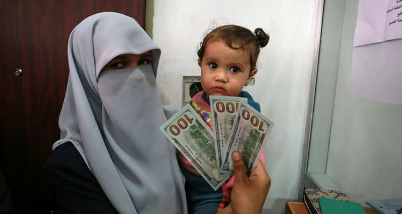 Le Qatar a transféré plus d'un milliard de dollars à Gaza avec l'accord d'Israël