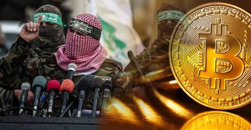 L'organisation terroriste Hamas, finance une partie de ses activités en Bitcoins