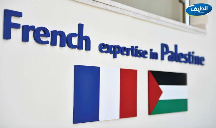 La souffrance palestinienne du jour : une nouvelle laiterie française dans les Territoires