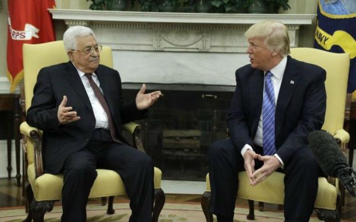 Selon les médias palestiniens «le plan de paix de Trump ne nous donnera pas un Etat ni le contrôle de Jérusalem»