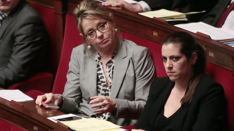 Anne-Christine Lang, députée LREM «Je ne mettrais jamais un pied dans l'hémicycle s'il y a une femme voilée»