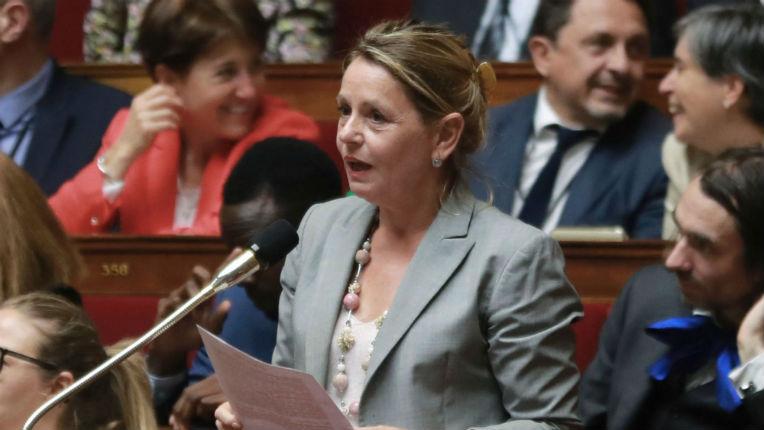 La députée Anne-Christine Lang ne veut pas de candidates LREM voilées aux municipales