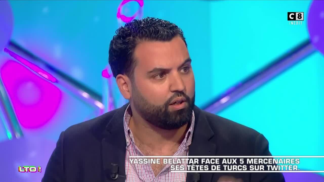 Yassine Belattar placé en garde à vue pour menace de mort et harcèlement sexuel