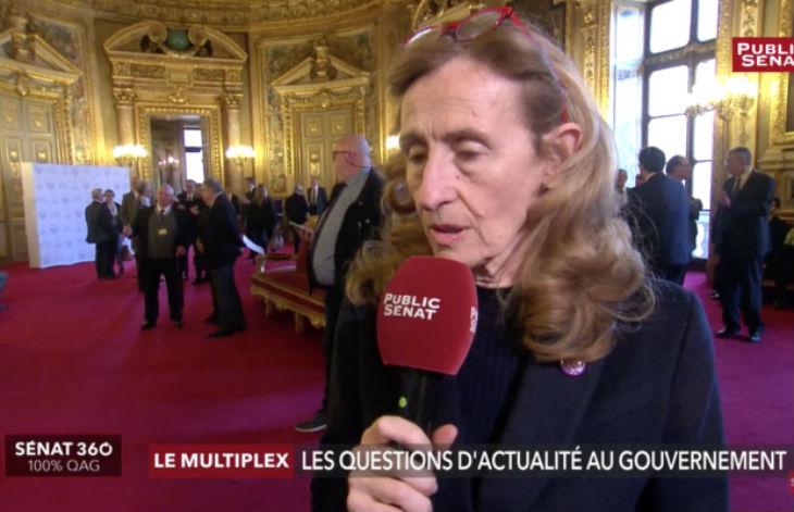 Djihadistes revenants : « Nous sommes parfaitement en capacité de les prendre en charge », selon Belloubet (Vidéo)